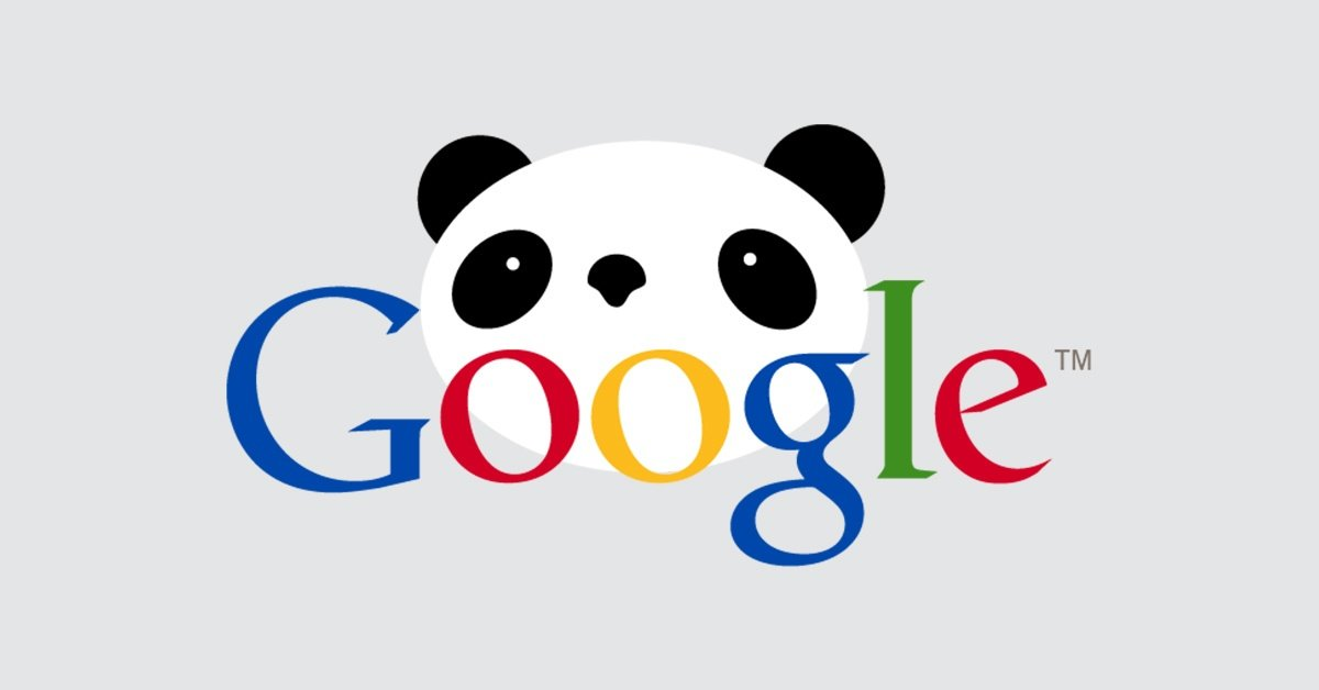 This Google Core Algorithm Update Panda