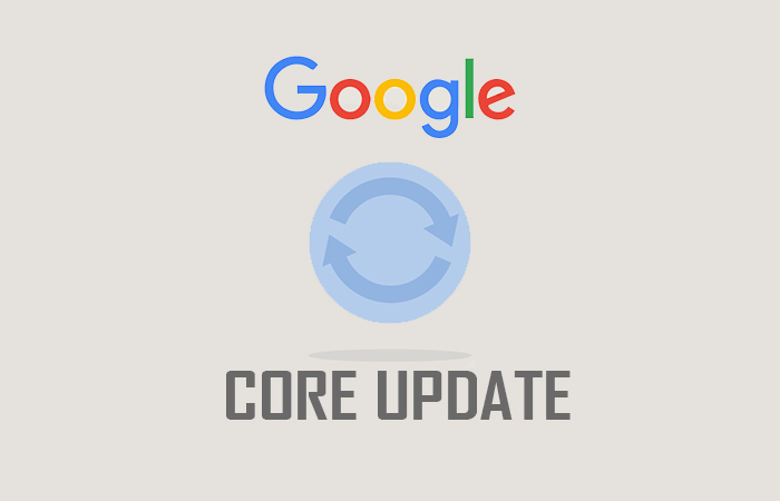 google core algorithm update
