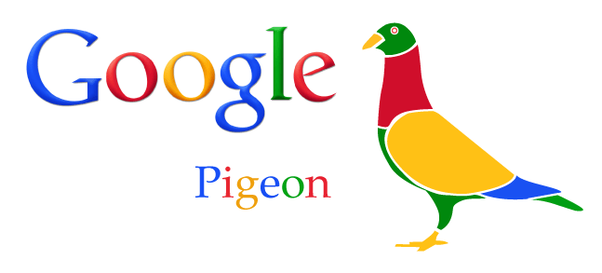 This Google Core Algorithm Update pigeon